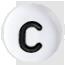 C biele