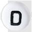 D biele