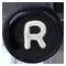 R čierne
