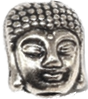 Buddha strieborný