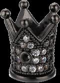 veľká čierna koruna
