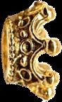 malá zlatá koruna