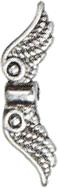 Stříbrné úzké křídlo-2